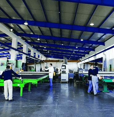 cam balkon imalatı fabrika