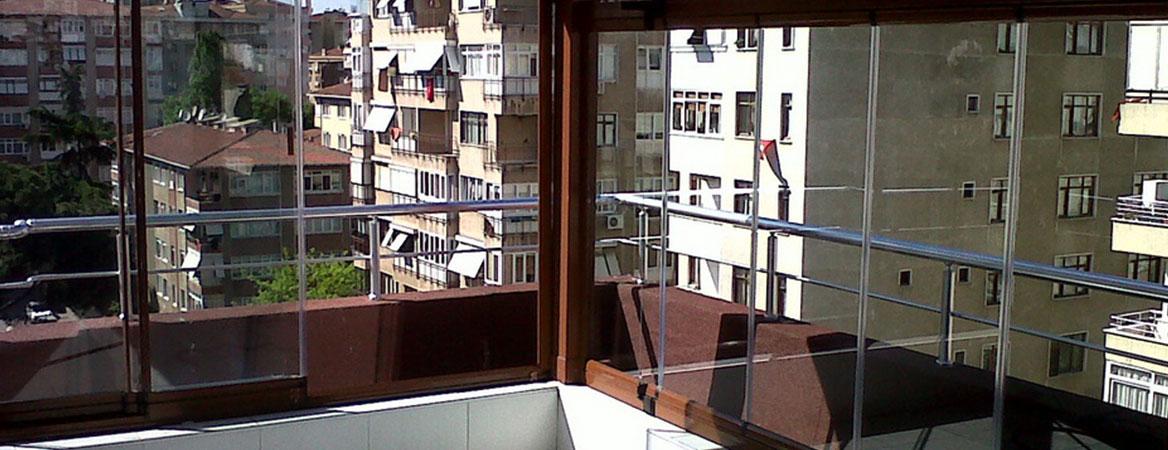 sürmeli cam balkon sistemleri